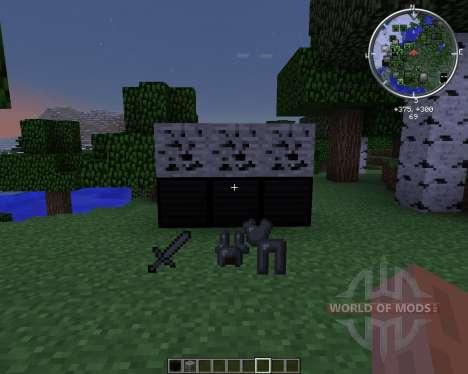DarkIron pour Minecraft