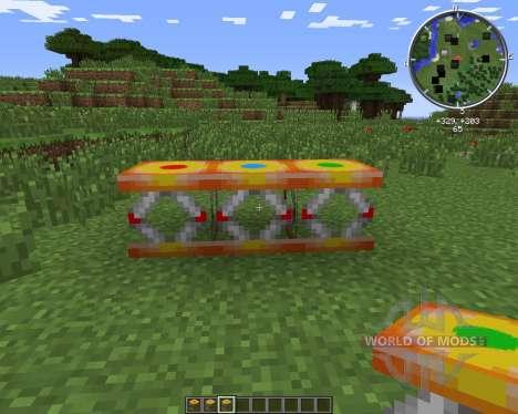 Springboards für Minecraft