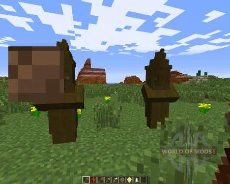 Elemental Witch für Minecraft