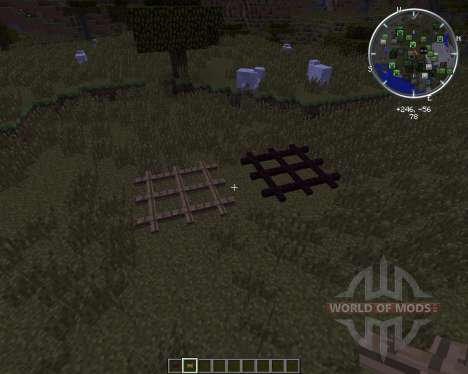 Lattice für Minecraft