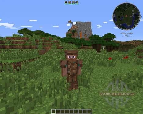 Chocolate Minecraft pour Minecraft