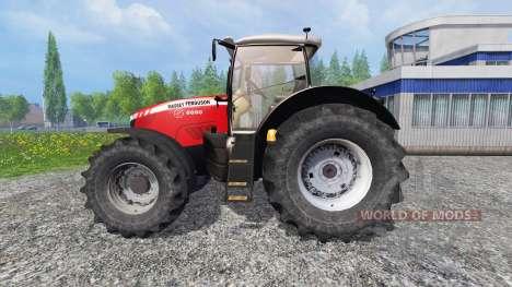 Massey Ferguson 8690 pour Farming Simulator 2015