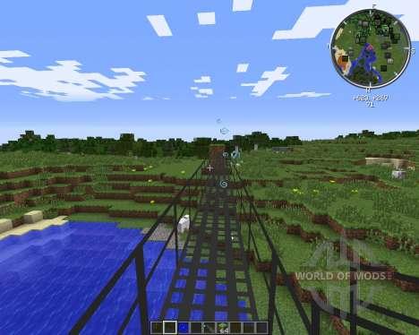 Catwalks pour Minecraft
