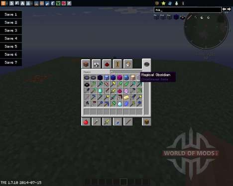 Stuff and Things pour Minecraft
