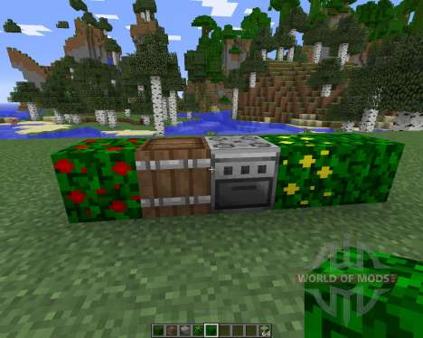 Still Hungry pour Minecraft