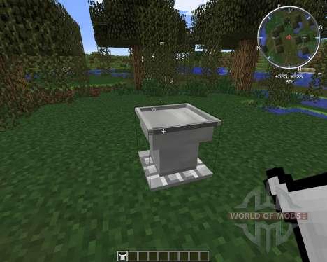 Granter für Minecraft