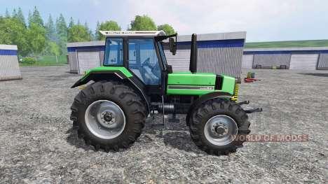 Deutz-Fahr AgroStar 6.61 v1.1 Extreme Turbo für Farming Simulator 2015