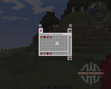 Philosophers Stone pour Minecraft