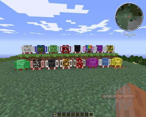 Adventure Backpack pour Minecraft