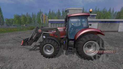 Case IH Puma CVX 230 v3.0 Frontloader für Farming Simulator 2015