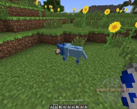 More Wolves für Minecraft
