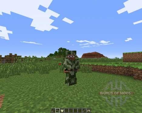 WarStuff pour Minecraft
