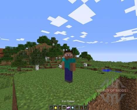 Half Stick pour Minecraft