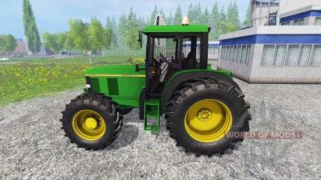 John Deere 6100 für Farming Simulator 2015