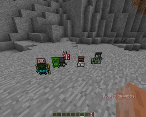 Stuffed Animals für Minecraft