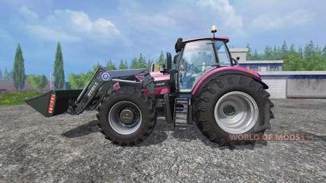 Deutz-Fahr Agrotron 7250 Forest Queen pink pour Farming Simulator 2015