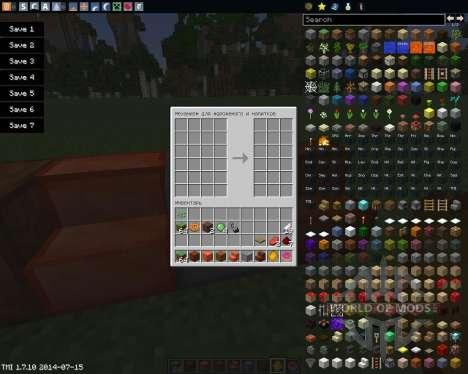 Lots of Food für Minecraft