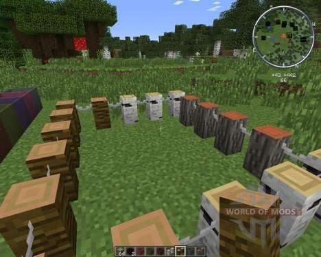 GardenStuff für Minecraft