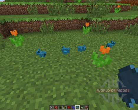 Clay Soldiers pour Minecraft