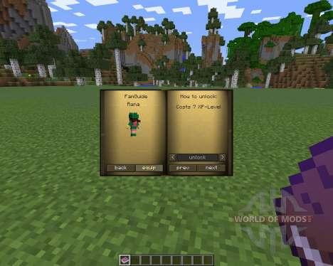 Familiars für Minecraft