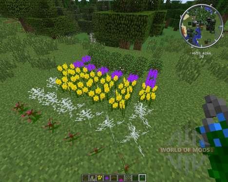Plant Mega Pack pour Minecraft