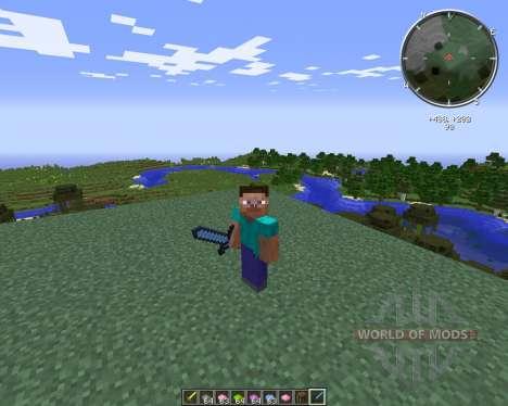 Colorful Tools für Minecraft