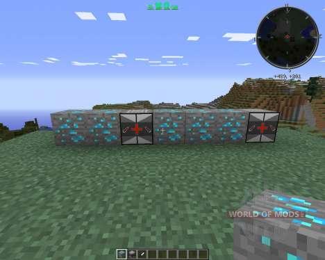 MedicineCraft pour Minecraft