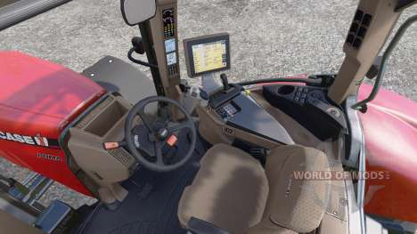Case IH Puma 230 CVX v1.5 pour Farming Simulator 2015