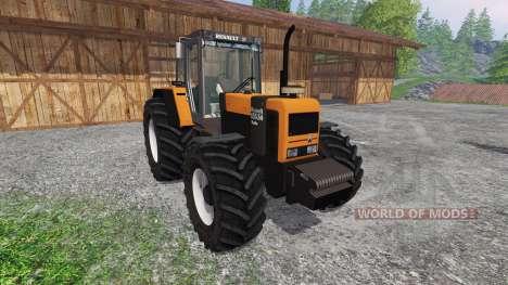 Renault 15554 für Farming Simulator 2015