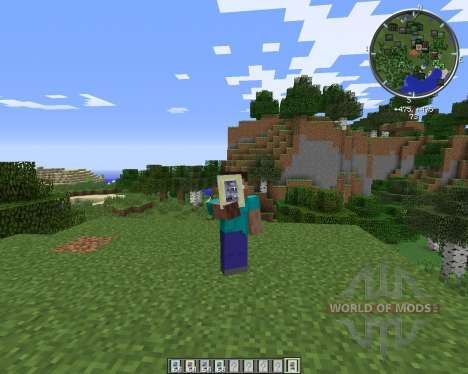 Mine Trading Cards pour Minecraft