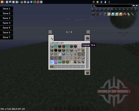 LambdaCraft für Minecraft
