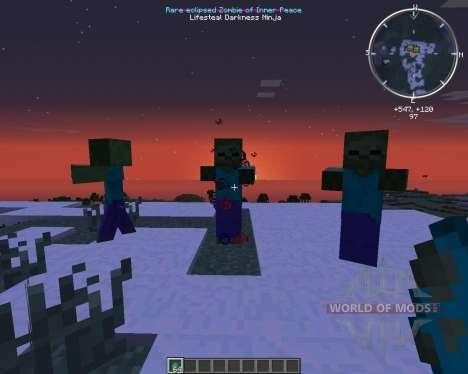 Infernal Mobs für Minecraft