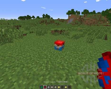 Slime Carnage für Minecraft