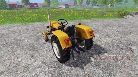 Ursus C-330 v1.1 yellow pour Farming Simulator 2015