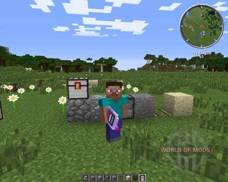 SecurityCraft pour Minecraft