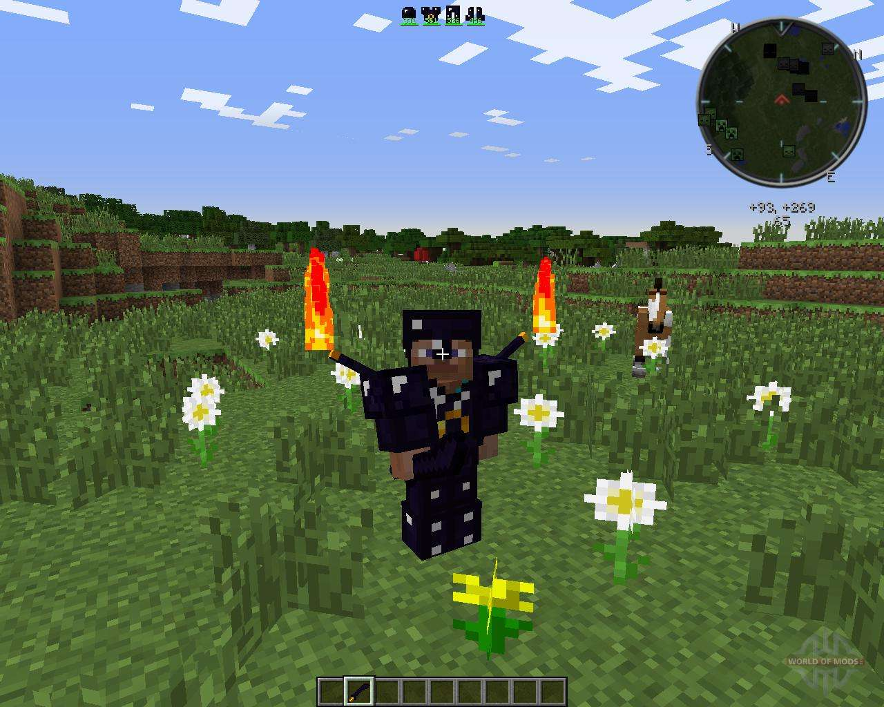 how to create obsidian in minecraft