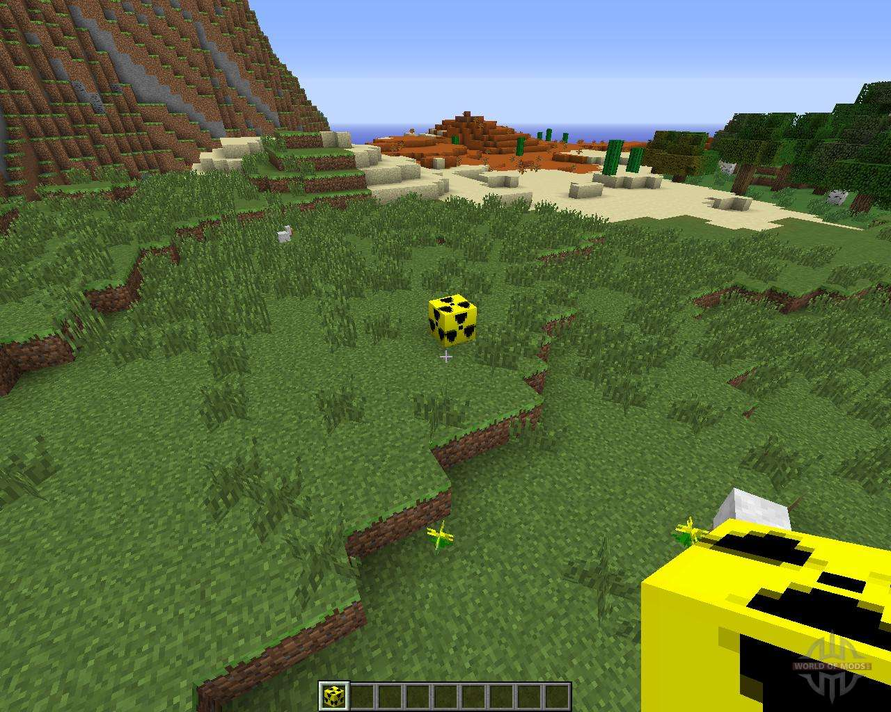 Explosives+ Mod For Minecraft 1.8.1/1.8/1.7.10