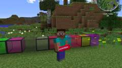 Monoblocks für Minecraft