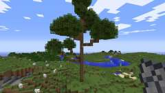 BigTrees pour Minecraft