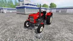 Ursus C-330 v1.1 red pour Farming Simulator 2015