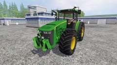 John Deere 8370R v3.0 [Ploughing Spec]