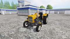 Ursus C-330 v1.1 yellow