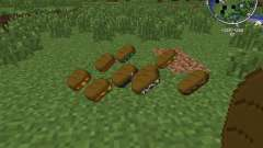 Mob Sandwiches pour Minecraft