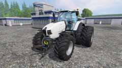 Lamborghini Mach 230 VRT dynamic twin rear wheel für Farming Simulator 2015