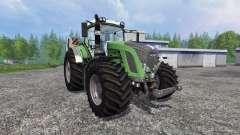 Fendt 933 Vario Green