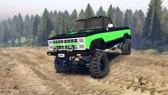 Chevrolet K20 Hunter für Spin Tires
