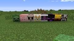 Mob Blocks pour Minecraft