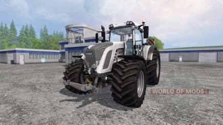 Fendt 933 Vario White Edition für Farming Simulator 2015