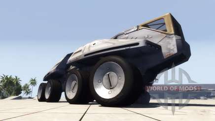 AT-TE Remastered für BeamNG Drive