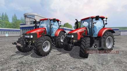 Case IH JXU 85 and 115 v1.1 für Farming Simulator 2015